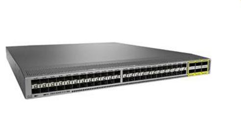 Cisco N3K-C3172PQ-10GE netwerk-switch Managed L2/L3 Grijs 1U
