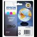 Epson Globe Singlepack Colour 267 ink cartridge