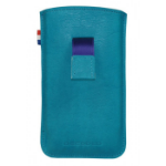 """Decoded D3IPO5PS1TE mobile phone case 10.2 cm (4"""") Pouch case Turquoise"""