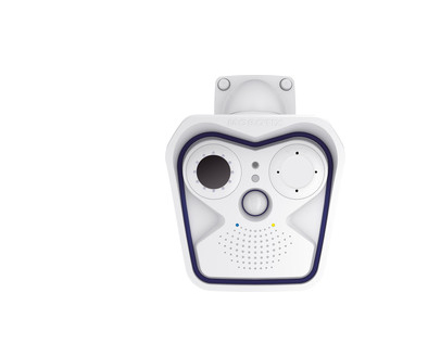 Mobotix MX-M15D-THERMAL-L43 IP security camera Indoor & outdoor Box White security camera
