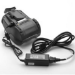 Zebra P1031365-042 adaptador e inversor de corriente Auto Negro