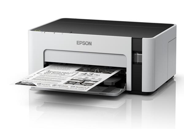 EPSON EcoTank Mono Inkjet Printer ET-M1100 - SFP
