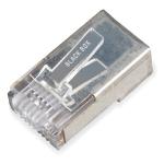 Black Box FM852, 250-pack wire connector RJ-45 Silver