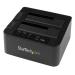StarTech.com USB 3.0 / eSATA to 2.5 / 3.5  SATA HDD / SSD Duplicator Dock - Standalone Hard Drive Cloner - SATA 6Gbps