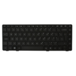 HP 641834-B71 Swedish Black keyboard