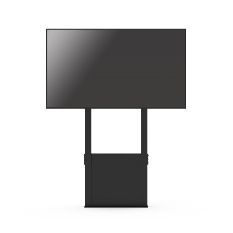 SMS Smart Media Solutions FMN091001 Fixed Black flat panel floorstand