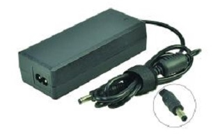 2-Power CAA0734A Indoor 65W Black power adapter/inverter