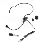 Pyle PLM31 PC microphone Wired Black microphone