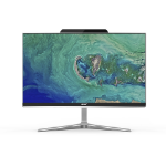 "Acer Aspire Z24-891 60.5 cm (23.8"") 1920 x 1080 pixels Touchscreen 8th gen Intel® Core™ i5 8 GB DDR4-SDRAM 1000 GB HDD Wi-Fi 5 (802.11ac) Black,Silver All-in-One PC Windows 10 Home"
