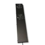 V7 CHGCTFAN-1E Koeling accessoire Zwart