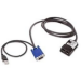IBM 43V6147 keyboard video mouse (KVM) cable