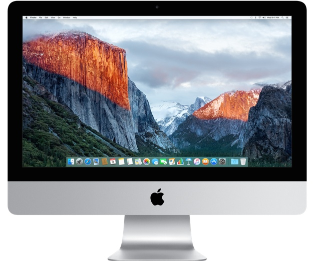 "Apple iMac 2.8GHz 21.5"" 1920 x 1080pixels Silver All-in-One PC"