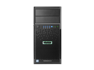 Hewlett Packard Enterprise ProLiant ML30 Gen9 server 3 GHz Intel® Xeon® E3 v6 E3-1220V6 Tower (4U)