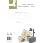 Q-CONNECT KF00533 printing film White Laser A4 (210×297 mm) 50 sheets