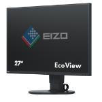 "EIZO FlexScan EV2750 68.6 cm (27"") 2560 x 1440 pixels Quad HD LED Black"