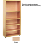 JEMINI FF JEMINI OPEN STORAGE SHELF MAPLE