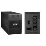 Eaton 5E650iUSB Line-Interactive 650VA 4AC outlet(s) Tower Black uninterruptible power supply (UPS)