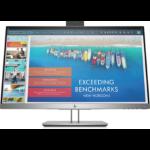 """HP EliteDisplay E243d 60.5 cm (23.8"""") 1920 x 1080 pixels Full HD LED Silver"""