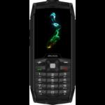 "Archos Saphir 24F 6.1 cm (2.4"") Black Feature phone"