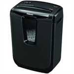Fellowes M-7C paper shredder Cross shredding Black