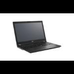 """Fujitsu LIFEBOOK E558 1.6GHz i5-8250U 15.6"""" 1920 x 1080pixels Black Notebook"""