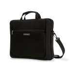 "Kensington K62561US 15.4"" Messenger case Black notebook case"