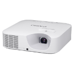 Casio XJ-F101W data projector 3500 ANSI lumens DLP WXGA (1280x800) Desktop projector White