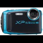 """Fujifilm FinePix XP120 Compact camera 16.4MP 1/2.3"""" CMOS 4608 x 3456pixels Black,Blue"""