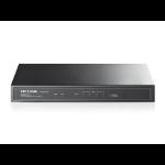 TP-LINK TL-R600VPN wired router Gigabit Ethernet Black