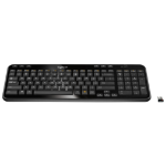 Logitech K360 keyboard RF Wireless QWERTY Dutch Black