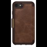 OtterBox Strada Folio Series voor Apple iPhone SE (2nd gen)/8/7, Espresso Brown