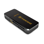 Transcend RDF5 USB 3.0 Black card reader