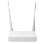 Edimax N300 Single-band (2.4 GHz) Fast Ethernet White wireless router