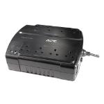 APC Power-Saving Back-UPS ES 8 Outlet 700VA 230V BS 1363 700VA Black uninterruptible power supply (UPS)