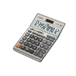 Casio DF-120BM Desktop Basic Black, Grey calculator