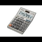 Casio DF-120BM Desktop Basic calculator Black,Grey