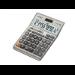 Casio DF-120BM Desktop Basic Black, Grey calculator