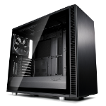 Fractal Design Define S2 TG computer case Midi-Tower Black