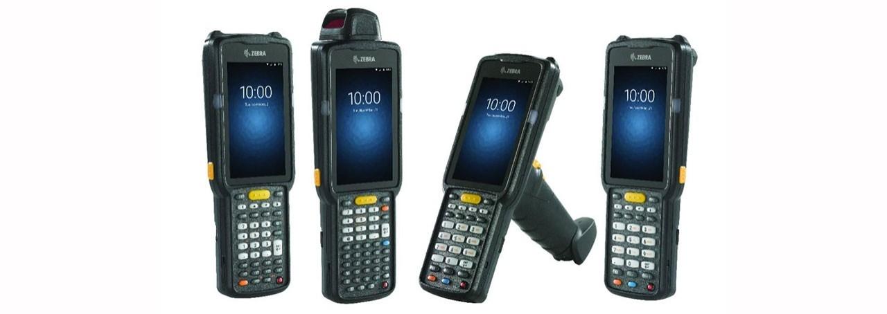 "Zebra MC3300 handheld mobile computer 10.2 cm (4"") 800 x 480 pixels Touchscreen 382 g Black"