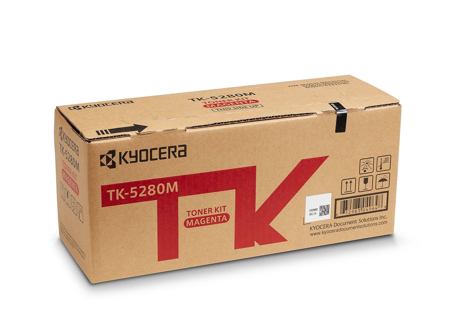 KYOCERA TK-5280M Original Magenta 1 pieza(s)
