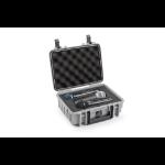 B&W 1000/G/3MC equipment case Briefcase/classic case Grey