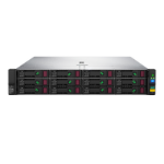Hewlett Packard Enterprise StoreEasy 1660 Rack (2U) Black NAS