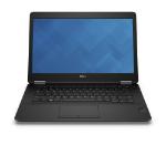 "DELL Latitude E7470 Notebook Black 35.6 cm (14"") 1920 x 1080 pixels 6th gen Intel® Core™ i5 8 GB DDR4-SDRAM 512 GB SSD Wi-Fi 5 (802.11ac) Windows 10 Pro"