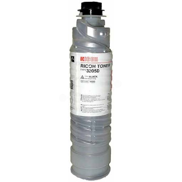 Ricoh 888063 TYPE 3205 D Toner black, 23K pages, 550gr