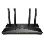 TP-LINK Archer AX50 wireless router Dual-band (2.4 GHz / 5 GHz) Gigabit Ethernet Black