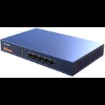 Tenda AC500 network switch Managed Gigabit Ethernet (10/100/1000) Blue
