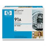 HP 92291A (91A) Toner black, 10.2K pages