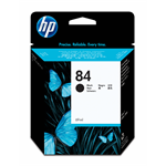 HP 84 zwarte DesignJet inktcartridge, 69 ml
