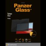 PanzerGlass Microsoft Surface Pro X Big-size tablets Privacy