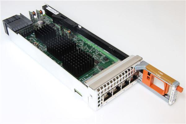 EMC 10/100/1000 ETHERNET LIC 4-PORT GbE
